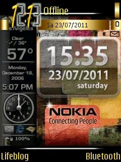 Nokia Date N Time