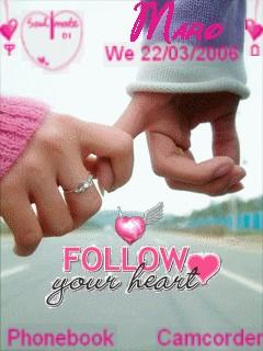 Follow Your Heart Theme