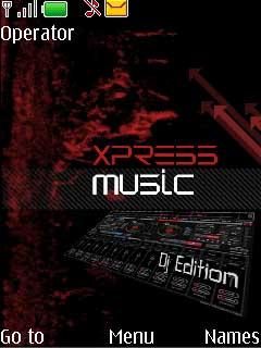 Xpress Dj Edition