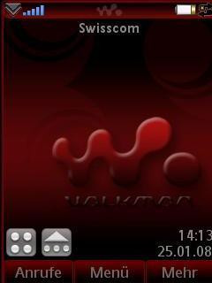 Red Walkman