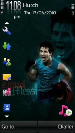 Messi V2 By Grk