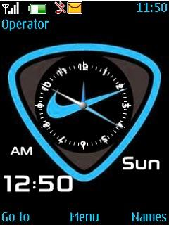 Nike Dual Clock