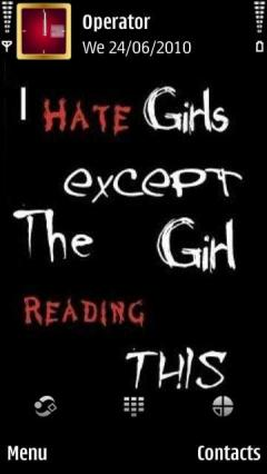 Hate Girls