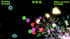 Geometry Wars Portable