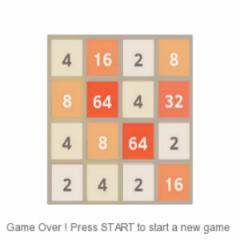 2048PSP: Play The 2048 Mobile Game On PSP