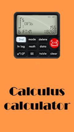 Calculus calculator & Solve for x ti-36 ti-84 plus