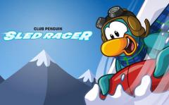 Club penguin: Sled racer