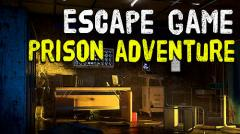 Escape game: Prison adventure