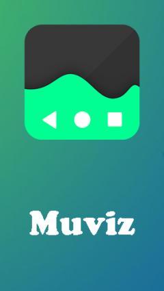 Muviz - Navbar music visualizer