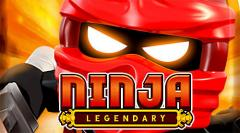 Ninja toy warrior: Legendary ninja fight