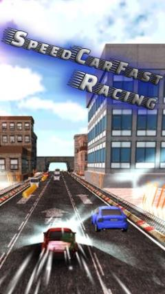 Speed car: Fast racing