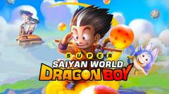 Super saiyan world: Dragon boy