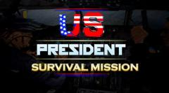 US president survival mission: Counter terror war