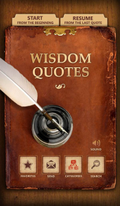 3001 Wisdom Quotes HD (BlackBerry)