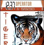 Tiger1 Theme