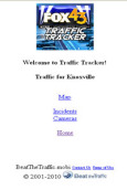 Fox43 Traffic Tracker