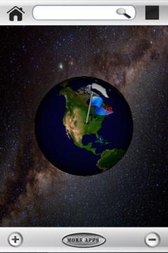 3D Globe Pro