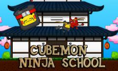 Cubemon ninja school