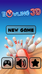 3D Pin Bowling