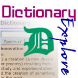 Dictionary Explore