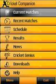 Cricket Companion - Live Cricket Scores
