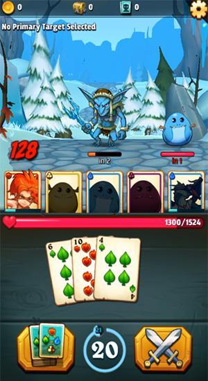 мультики про карточные игры опасен
