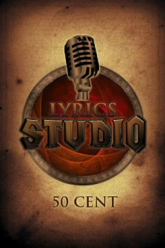 50 Cent Lyrics Studio