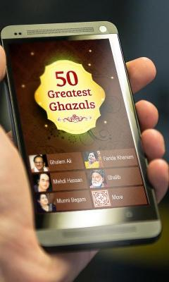 50 Greatest Ghazals