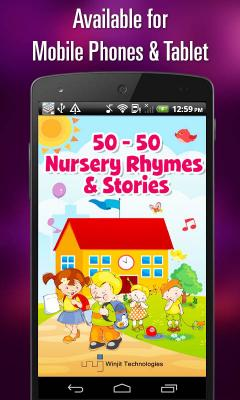 50 Nursery Rhymes and 50 Stories