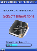 Law Abbreviation Thesaurus Trail
