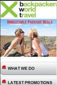 BackPacker World Travel Cairns
