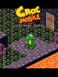 Croc Mobile 2 Volcano Panic