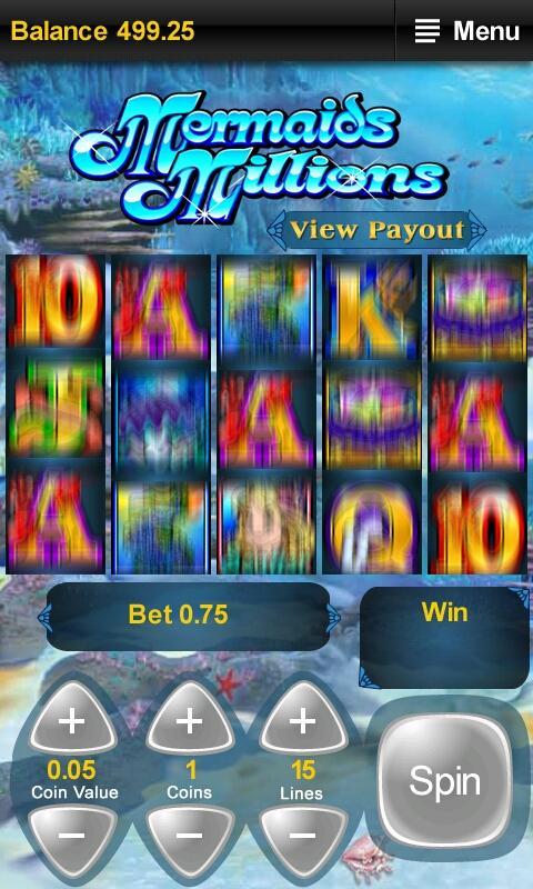 Java casino slots