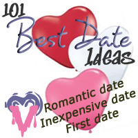 101 Best Date Ideas