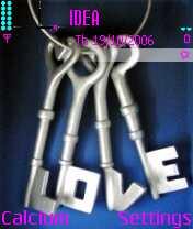 LOVE KEY Theme