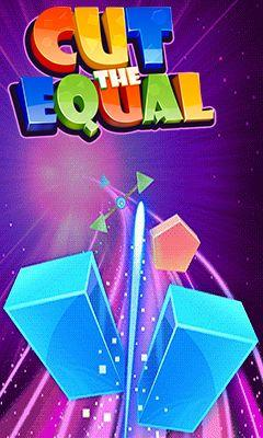 Cut the Equal