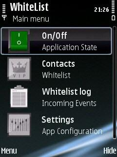 WhiteList Mobile