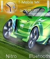 Dodge Viper Theme