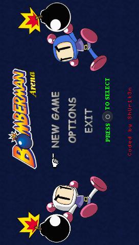 Bomberman Arena