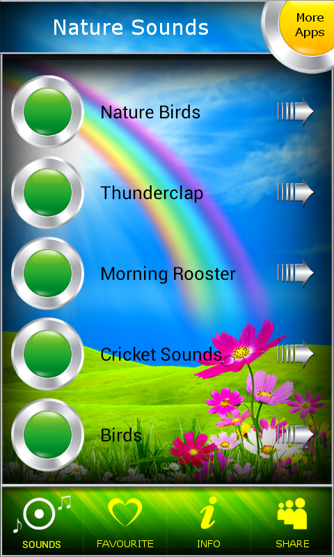 Free Nature Sound mp3 download - nature sounds of nature