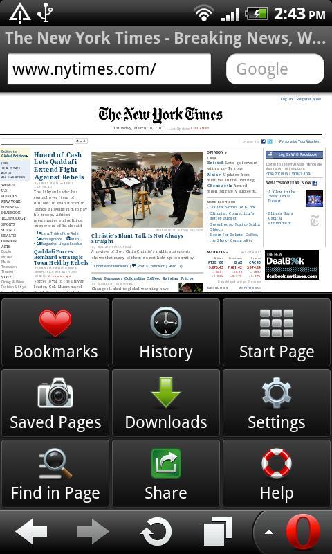 Opera mobile 11 apk download - 1towatch com