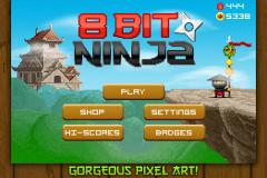 8bit Ninja for iPhone/iPad