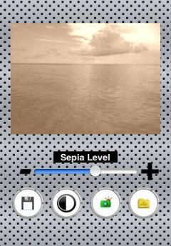 A+ Sepia Camera