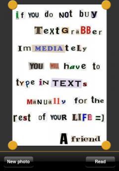 ABBYY TextGrabber + Translator