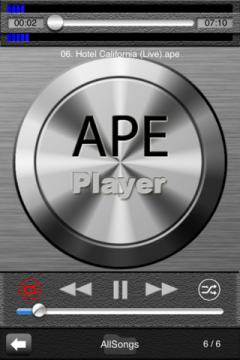 APE Music Player