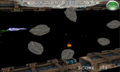 ASRI Astral Space Racer Infinity for BlackBerry