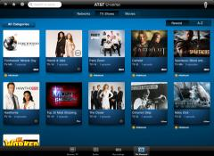 AT&T U-verse for iPad