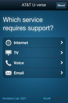 AT&T U-verse Troubleshoot & Resolve Mobile