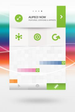 AUPEO! Personal Radio for iPhone