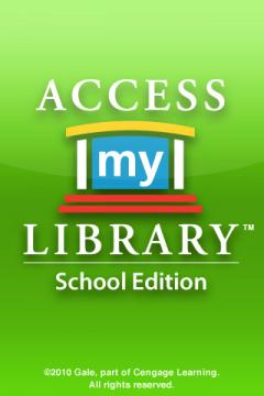 AccessMyLibrary - School Edition